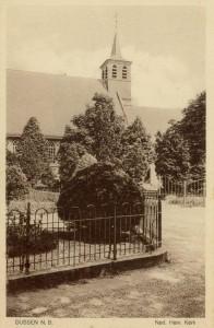 hervormde kerk  aan de binnen